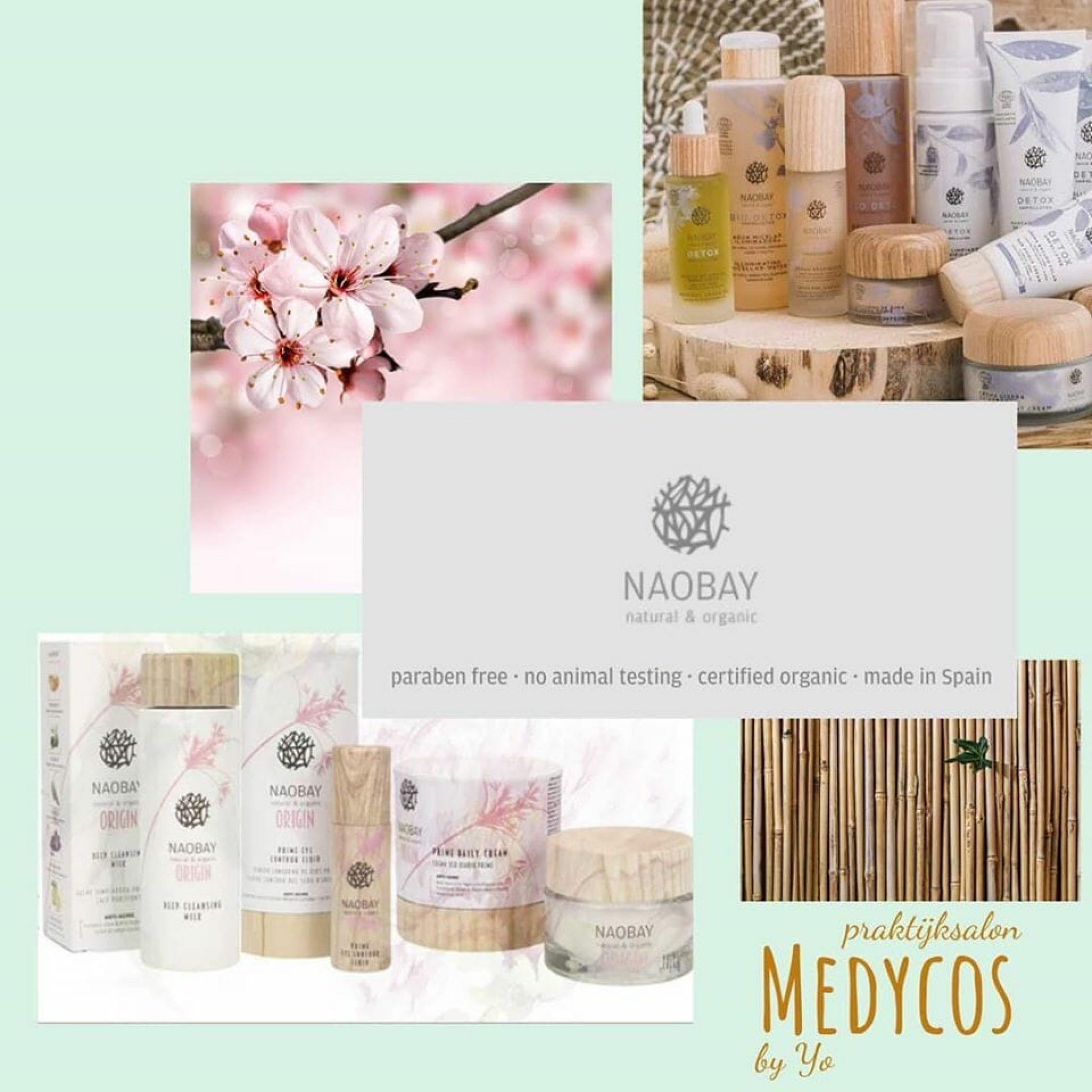 Medycos.com - schoonheidsspecialiste en NAOBAY Depositair Schoonheidssalon in Hellevoetsluis