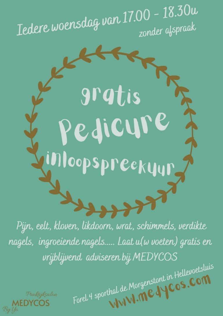 Medycos.com - Medisch en cosmetisch pedicure gratis inloop spreekuur